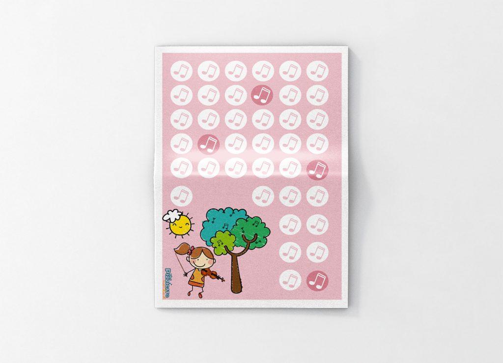 practice chart mini pink pizzicato.hr