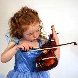 first violin pizzicato.hr