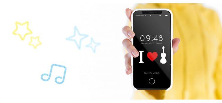 Mobile phone background | Pozadina za mobitel