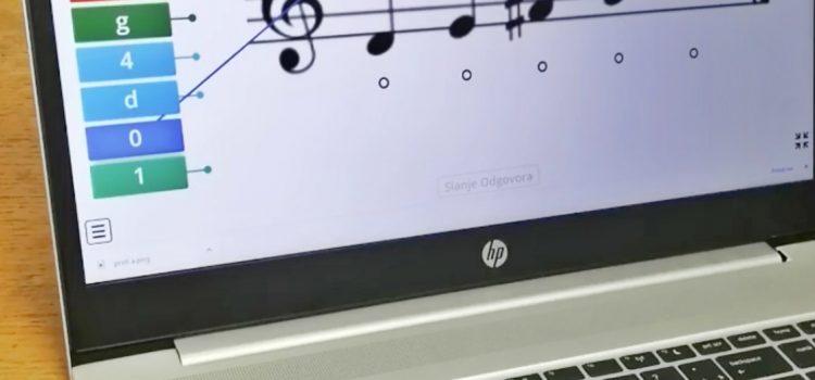 Igre za učenje nota na violini | Violin Notes Game